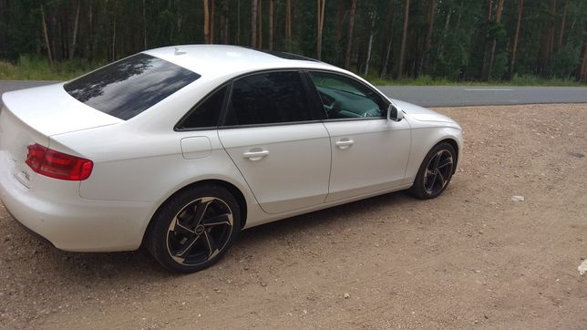 Audi A4 B8 2.0 TFSI