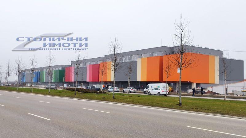 Склад в нов бизнес център на Ботевградско шосе гр. София - image 1