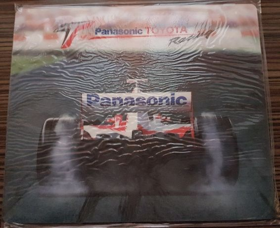 Mouse Pad Toyota Racing