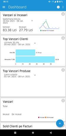Aplicatie Facturare android 1 luna gratuit