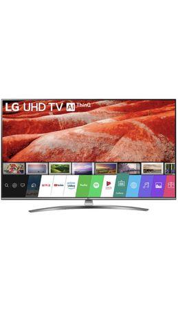 """Телевизор LED Smart LG, 55"""" (139 см), 55UM7610PLB, 4K Ultra HD"""