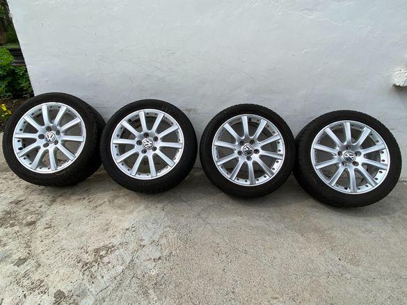 Джанти и гуми за VW