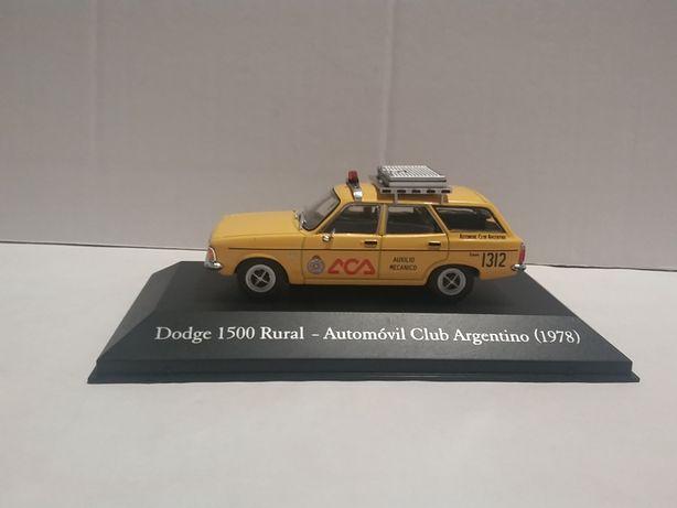 macheta Dodge 1500 1978 scara 1/43