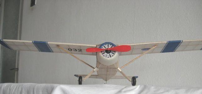 Aeromodel DHC-2 Beaver