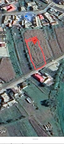 Teren de vânzare în satul Cociu lângă Beclean