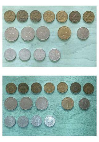 Монети Унгария