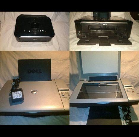 Imprimanta Canon MG5350 si Dell 922 4410-OD1