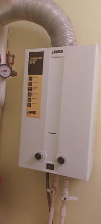 Продам б/у газовый водонагреватель
