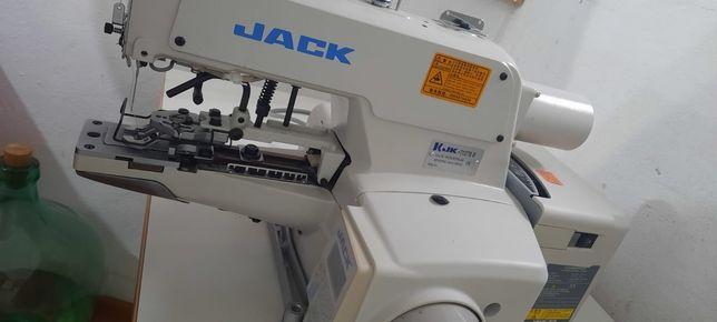 Masina industriala de cusut nasturi JACK JK-T1377E