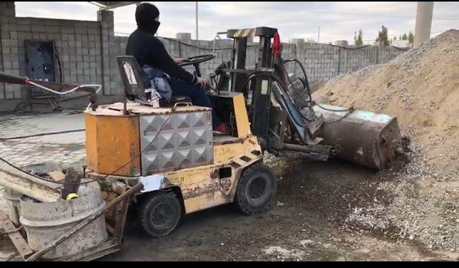 Шлакаблочний апарат и электро миксерный кара