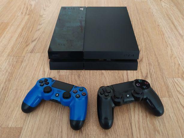 Прошитый PS4 26 топ игр 1 террабайт