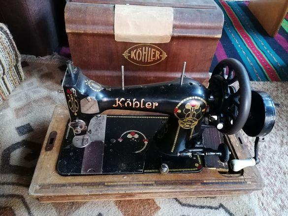 Шевна машина Kohler