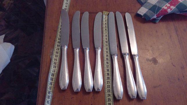 Set cutite argint