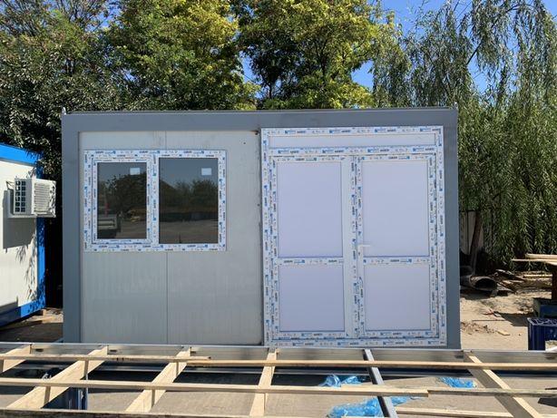 Containere modulare pe stoc container birou vestiar coffe to go vitrin