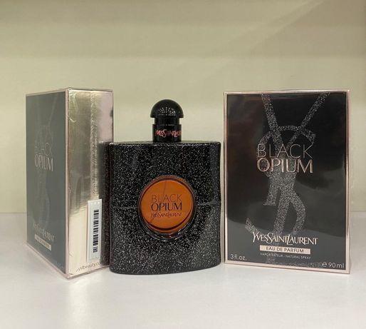 Оригинал ! Yves Saint Laurent Black Opium EDP 90мл.- за жени