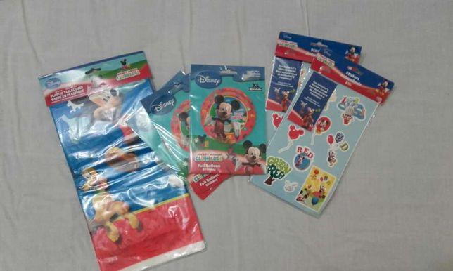 Accesorii petrecere cu Mickey Mouse