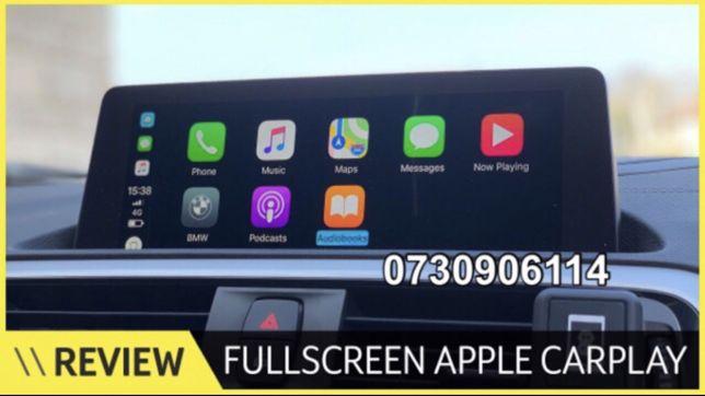 BMW Apple Carplay Waze Google Maps NBT EVO iD4 iD5 iD6 EntryNav2