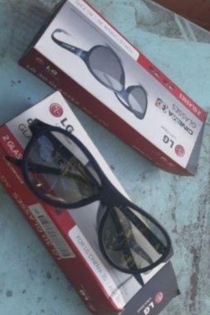 Продам новые 3Д очки.4 штуки. За 1500