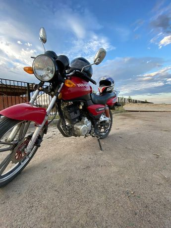 Продам мотоцикл YAMASAKI LEADER