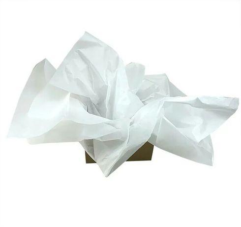 Тишью бумага листом