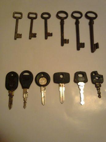 Стари ключове