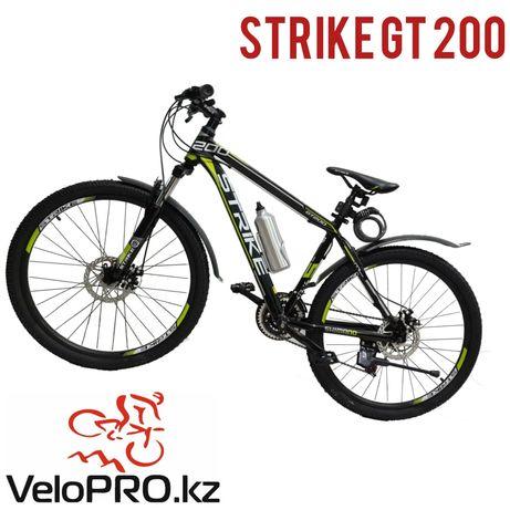 Горный велосипед Strike GT200. На рост 156-190см. Рассрочка.