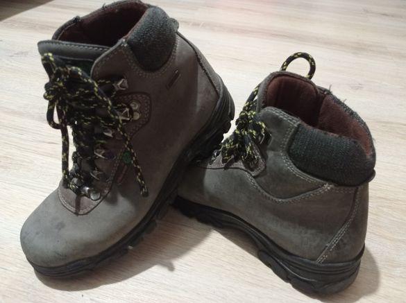 Планински обувки 38 мъжки Chiruca естествена кожа