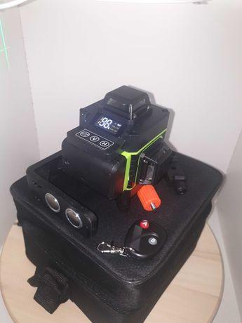 Nou Auto Nivela Laser  Unda Verde 16 Lini 4d Cu Telecomanda Fara Trep