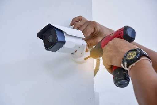 Поставяне на камери за видео наблюдение