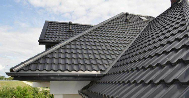 Comanda un acoperis - montaj tigla metalica - montaj tabla acoperisuri Bucuresti - imagine 1