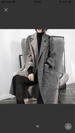 Пальто осеньние пальто Классическое женское пальто
