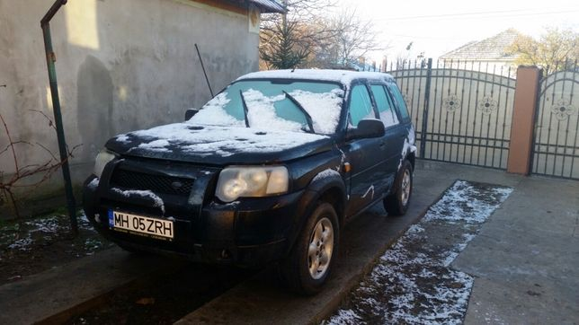 Piese GARANTIE Land Rover Freelander1 europa UK dezmembrari dezmembrez