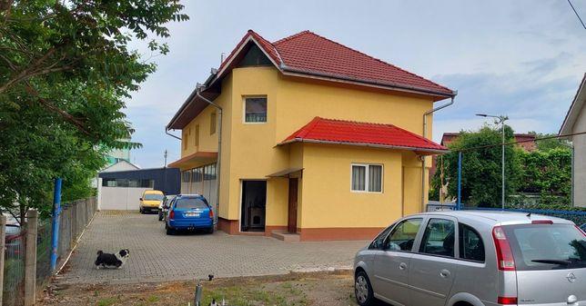 Inchiriez casa si hala birouri depozit service in Cetate Alba Iulia