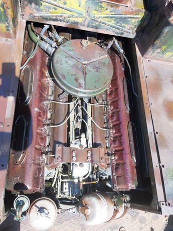 Motor 12 V diesel rusesc ats 59