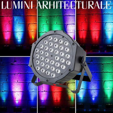 LUMINI ARHITECTURALE RESTAURANT Stroboscop Orga de lumini Par led 36