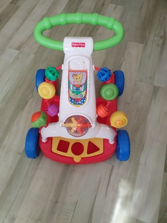 Проходилка Fisher price