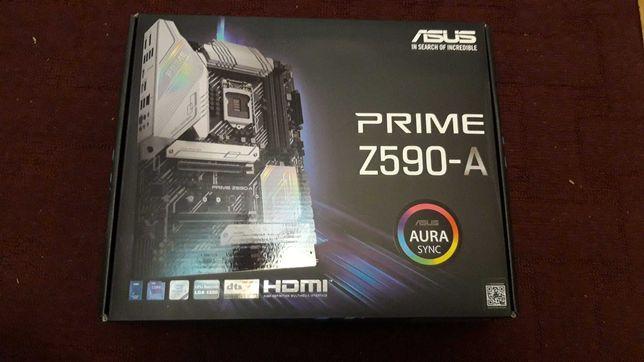 Placa de baza ASUS PRIME Z590-A, Socket 1200 , i9 10850k , rog