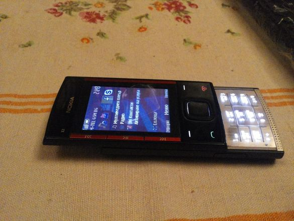 Продавам Nokia X3