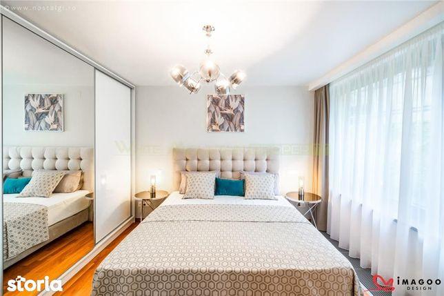 Apartament intim cu 2 camere in Bellevue Residence - prima inchiriere