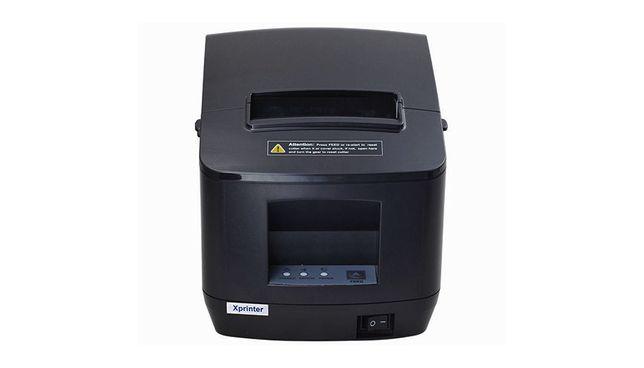 Imprimanta USB+LAN 80mm termica, autocutter, buzzer, noua, bonuri