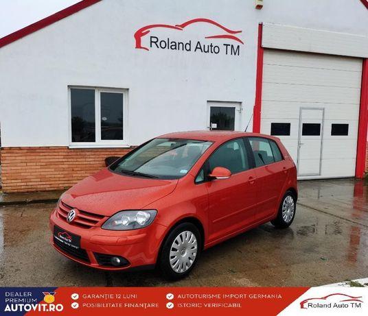 Volkswagen Golf Plus Posibilitate rate/ Garantie/ KM certificati