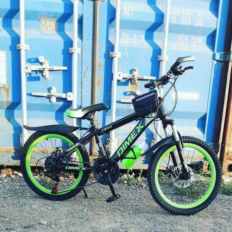 Подростковый спортивный велосипед от 7 лет,20 ,24 размер, оптом и розн
