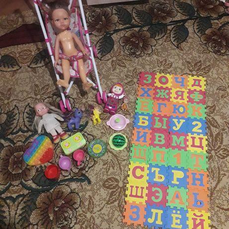 Игрушки для девочки пакетом