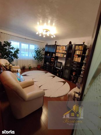Apartament deosebit 3 camere Obcini,zona Ambianta, cu centrala termica