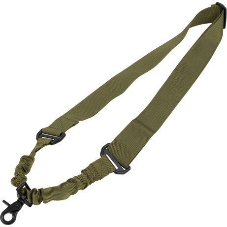 Airsoft Curea Tactica Bungee 1 Punct Olive Ultimate Tactical