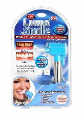 Dispozitiv curatare dinti polish & albire dantura Luma Smile