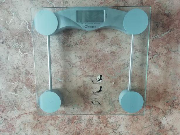 Продам весы  хорошие электронные для измерения веса тела