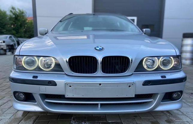 Dezmembrez BMW 530i Touring M Pack 231CP 3.0i,Navi,Interior recaro,Hai