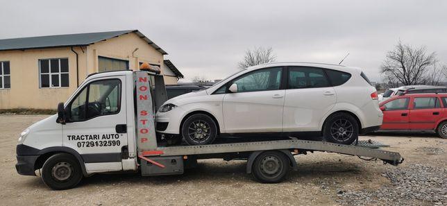 Tractări auto non stop-asistenta auto-platforma auto