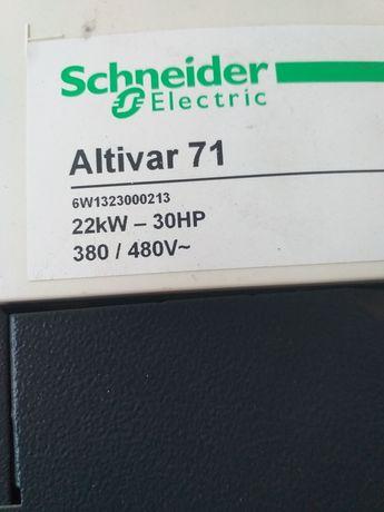 Convertizor frecvența 22kw Schneider